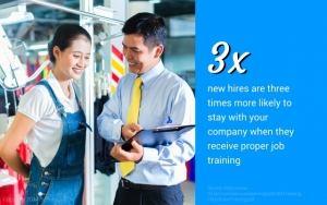 Employee Training Statistics