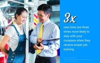 Employee Training Statistics