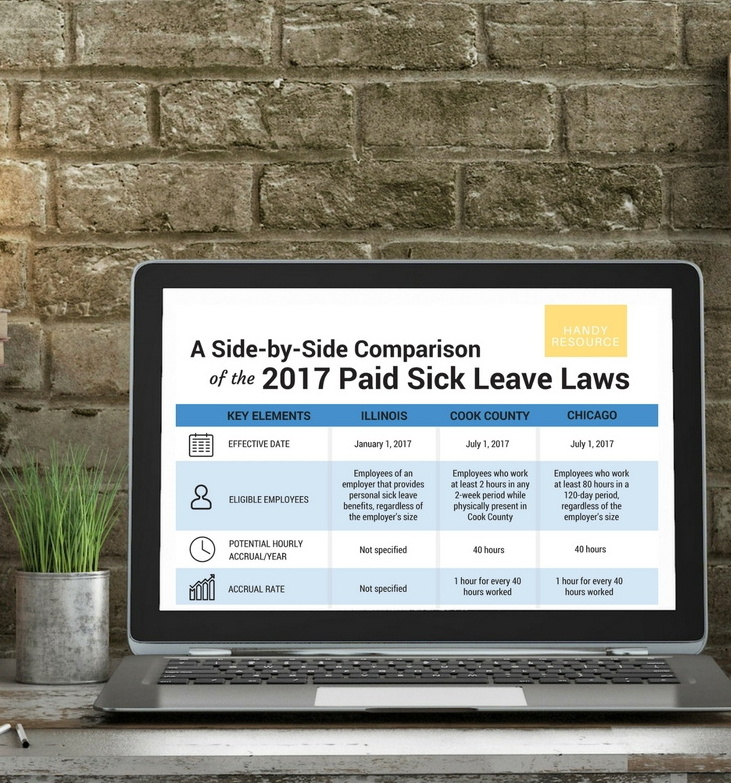 Illinois sick leave download